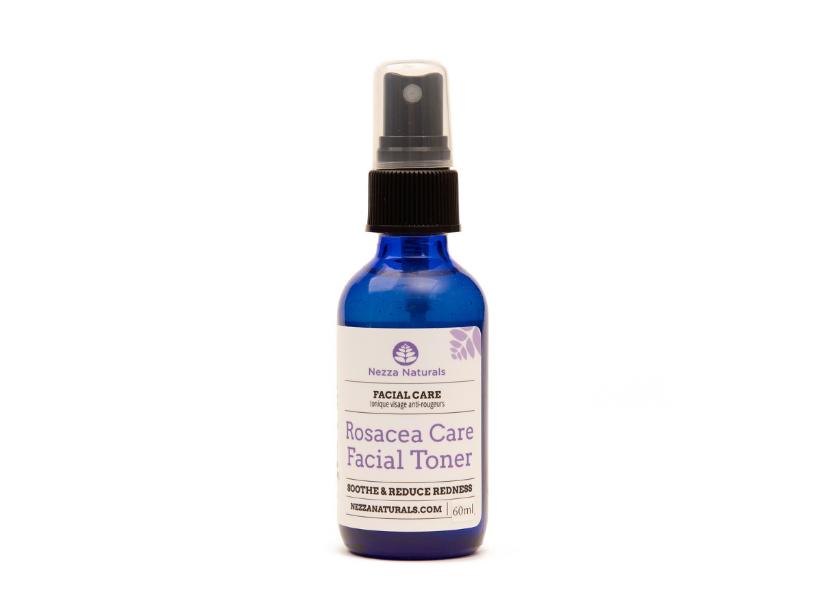 rosacea care facial toner | organic | natural | Nezza Naturals