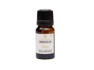 sage essential oil | organic | natural | Nezza Naturals