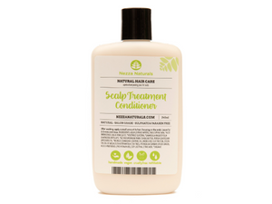scalp treatment conditioner | organic | natural | Nezza Naturals