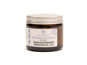 organic sleepy balm | organic | natural | Nezza Naturals