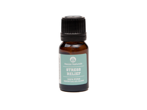 stress relief essential oil blend | organic | natural | Nezza Naturals