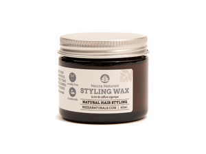 styling wax | organic | natural | Nezza Naturals