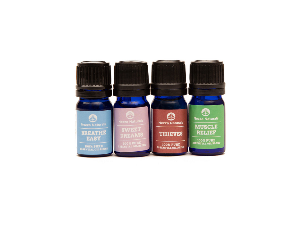 Support Essential Oil Starter Kit