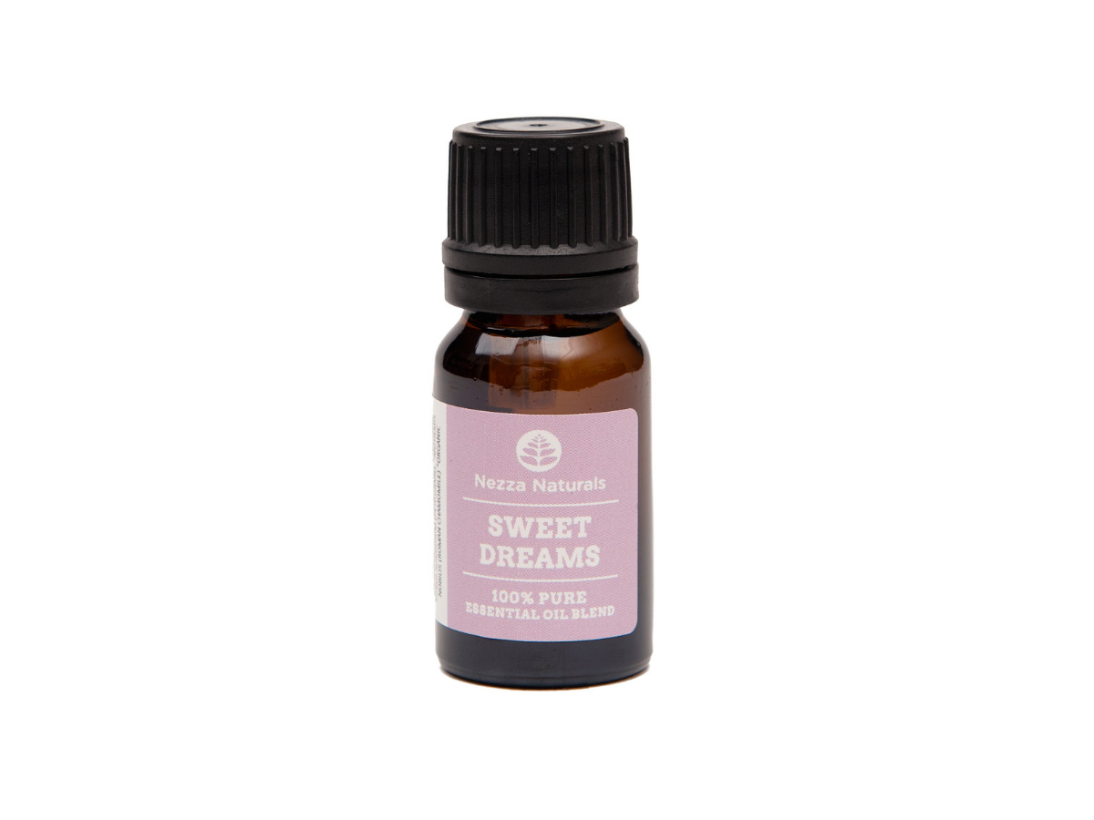 sweet dreams essential oil blend | organic | natural | Nezza Naturals