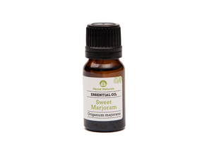 sweet marjoram essential oil | organic | natural | Nezza Naturals