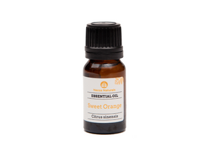 sweet orange essential oil | organic | natural | Nezza Naturals