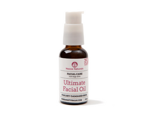 ultimate facial oil | organic | natural | Nezza Naturals
