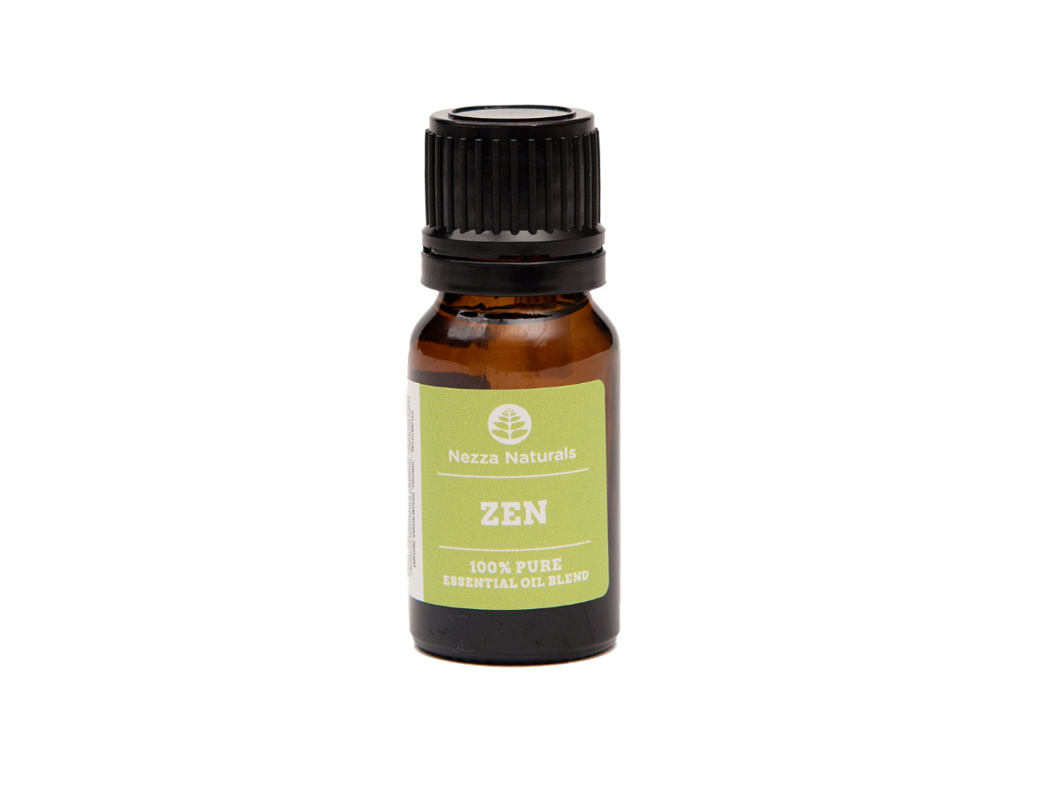 zen essential oil blend | organic | natural | Nezza Naturals