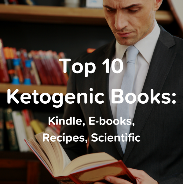 Top 10 Keto Diet Books and E-Books