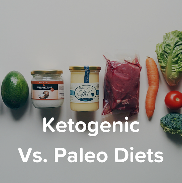 Ketogenic Vs. Paleo Diet: Similarities and Differences