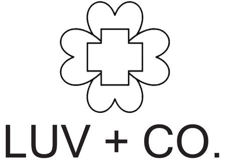 Luv + Co. logo