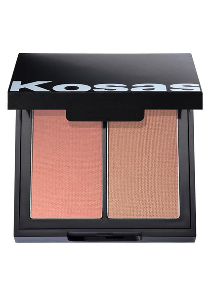 Kosas - Color & Light: Powder – Papaya 1972 - NakedPoppy