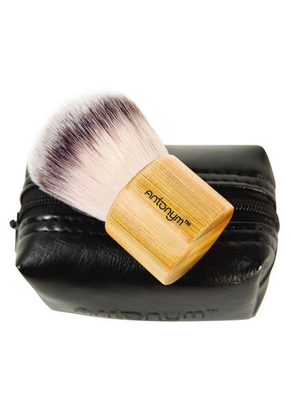 Antonym - Kabuki Brush with Pouch - NakedPoppy