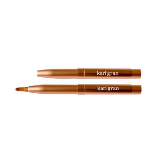 Kari Gran - Lip Brush - NakedPoppy