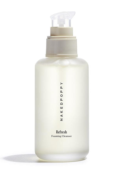 NakedPoppy - Refresh Foaming Cleanser - NakedPoppy