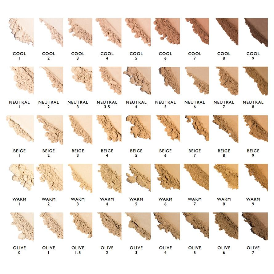 Satin Matte Foundation – Cool 3