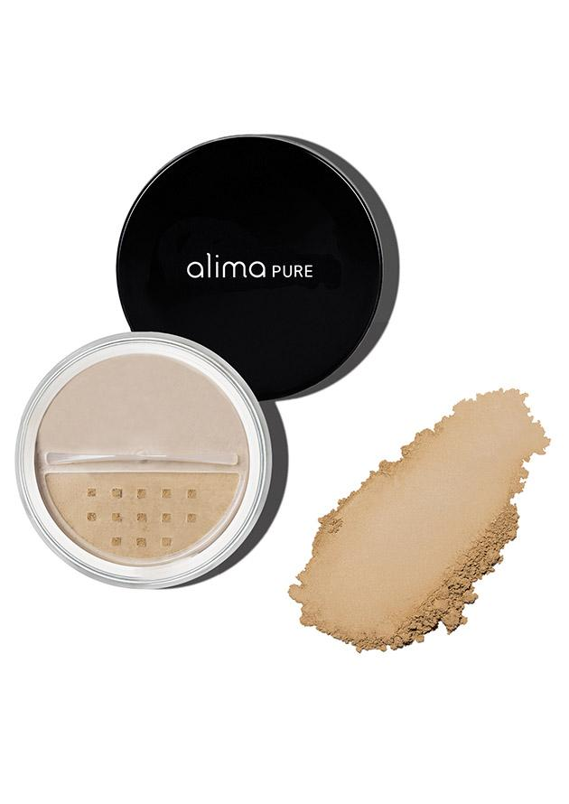 Satin Matte Foundation – Olive 4