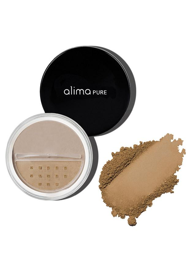 Satin Matte Foundation – Olive 6