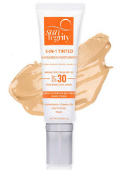 Tinted Moisturizer with SPF 30 – Golden Light