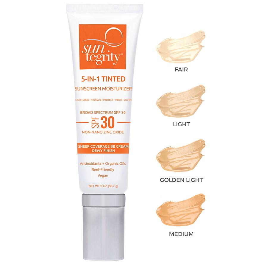 Tinted Moisturizer with SPF 30 – Light