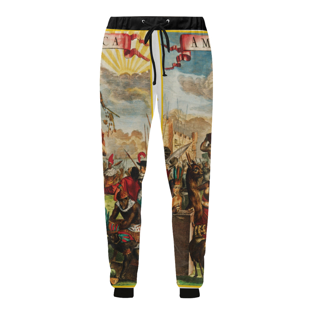AMERICA EXCLUSIVE SWEATPANTS (B) XS-XXL