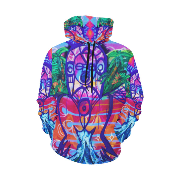 Atabeira Hoodie All Over Print Hoodie (for Men)
