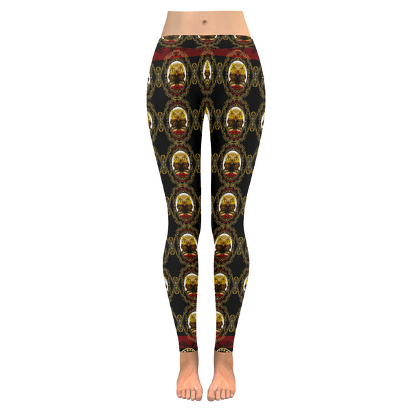 A4 ROYALTY EMPRESS LEGGINGS