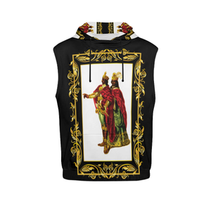 A4 ROYALTY Sleeveless Hoodie