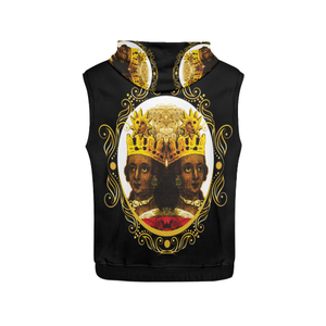 A4 ROYALTY Ohoyo Sleeveless Hoodie for Men