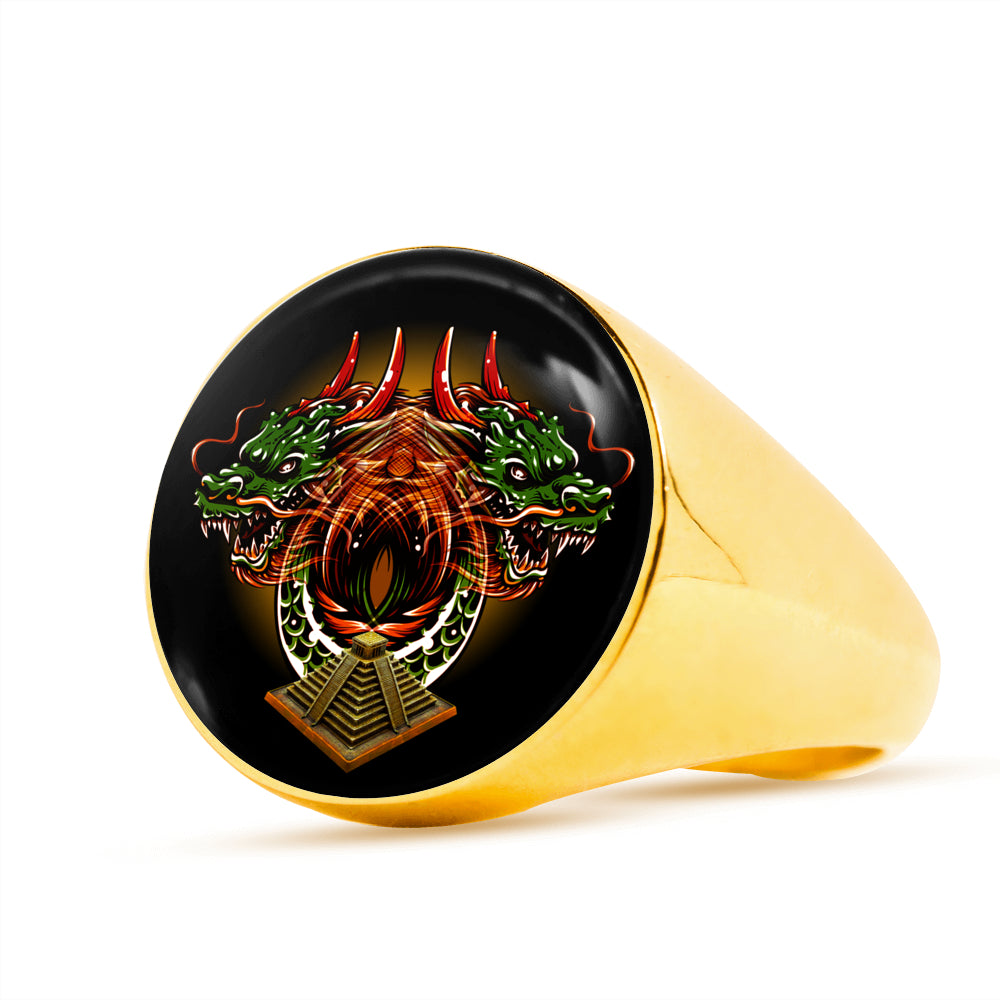 A4-SunDragon RING