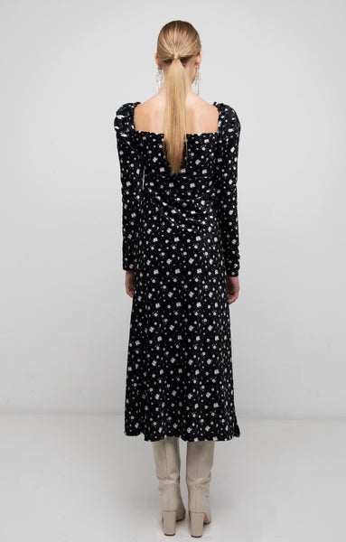 Long Sleeves Dress - House of Virtue
