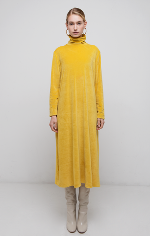 Golden Desert Dress - House of Virtue