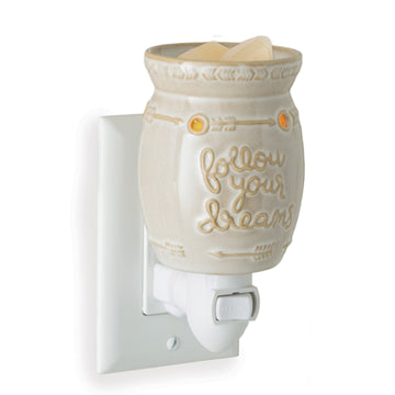 'Follow Your Dreams' Plug In Fragrance Melter