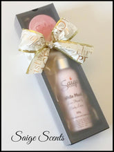 Gift Box with Artisan Soap and Luxe Hand & Body Lotion