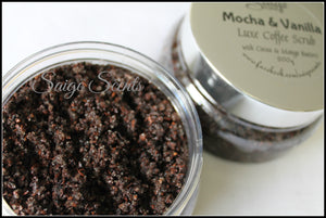 Emulsified Coffee Scrub