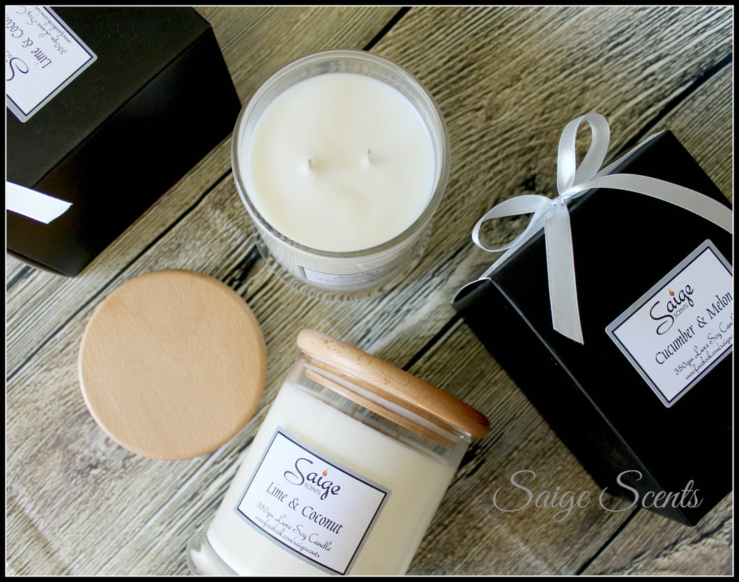 Large Danube Soy Candle 250g