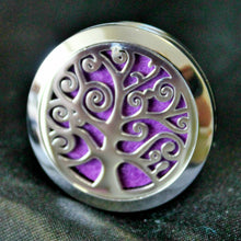 """Curly Tree"" Car Locket Fragrance System"