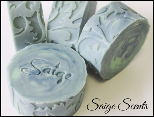 Luxe Facial Soap - Sage & Avocado