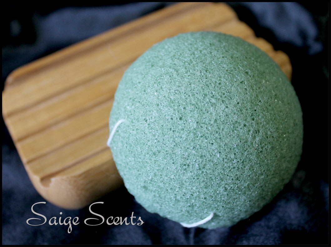 Gentle Cleansing Konjac Sponge
