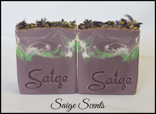 Satin Sheets Soap