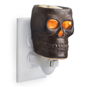 'Skull' Plug In Fragrance Melter