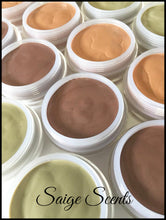 Gel Face Mask - French Green Clay for Oily skin