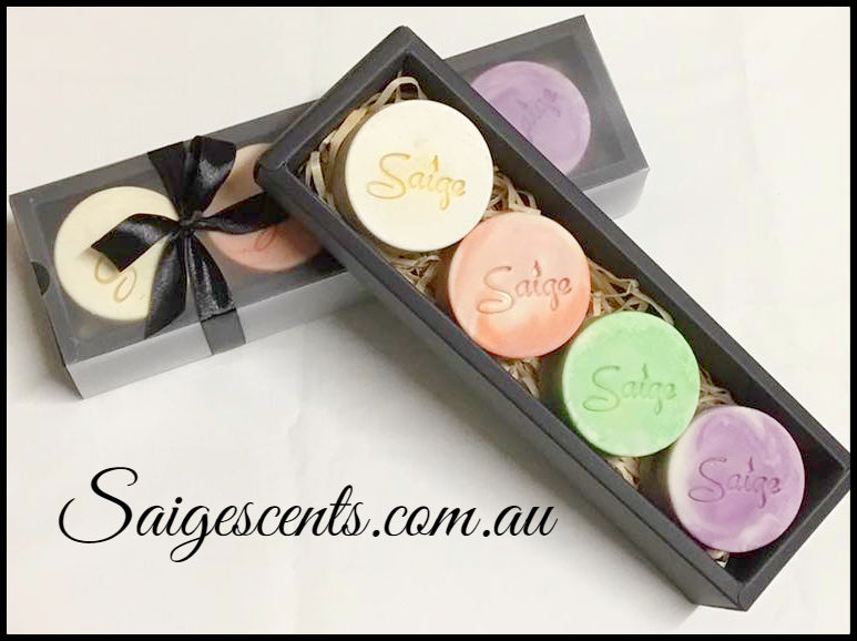 Fruity Artisan Soap Gift Box