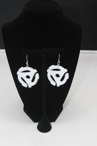 Pin 45 tour - Boucle d'oreille acrylique (Acrylic earrings)