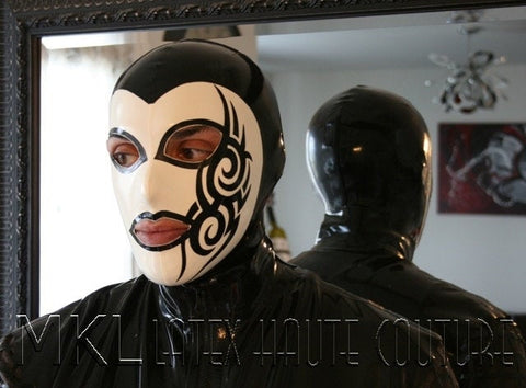 Tribal Latex Hood