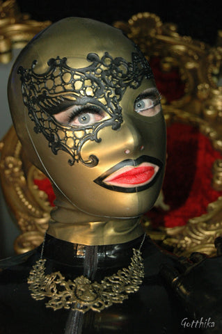 The Maskarade Latex Hood
