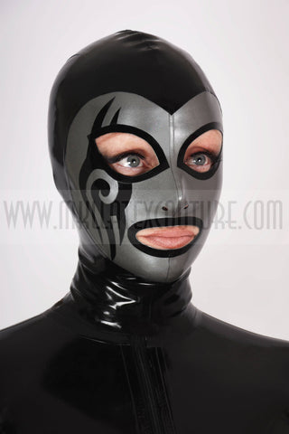 The Tattoo Latex Hood