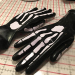 Grim Reaper Latex Gloves