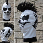 The Grim Reaper With Mohawk