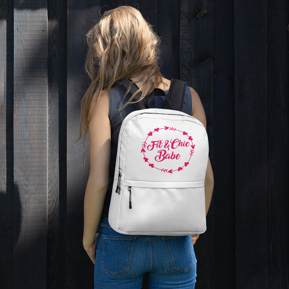 Fit and Chic Backpack